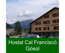 Hostal Can Francisco Gosol. Catalunya