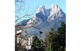 Hostal Can pedraforca Gosol. Catalunya