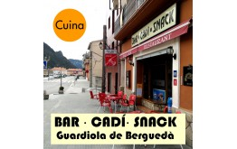 Bar restaurant Cadí