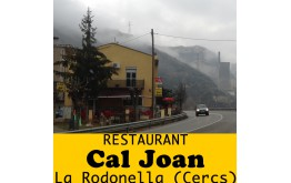Bar restaurant Cal Joan